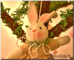 My Easter Card for You (krisdecurtis) Tags: decorations italy rabbit canon easter italia 300d campania canon300d ornaments 2009 pasqua decorazioni eastertree maddaloni ornamenti krisdecurtis