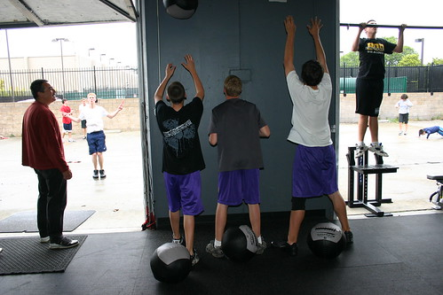 Pleasanton AAU Basketball Strength & Conditioning