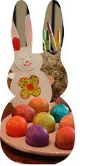 Bunny Time (simplyKAYDE) Tags: cwd cwd1171 bunny eggs easter