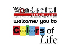 Colors of Life Photocontest 2009  http://slurl.com/secondlife/WDT%20Planet/47/115/54 (Alice Mastroianni) Tags: photocontest colorsoflife pangeacolorsoflifesecondlifephotocontest2009