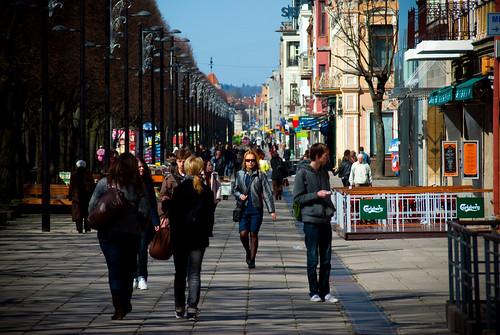 Laisvės alėja, Kaunas