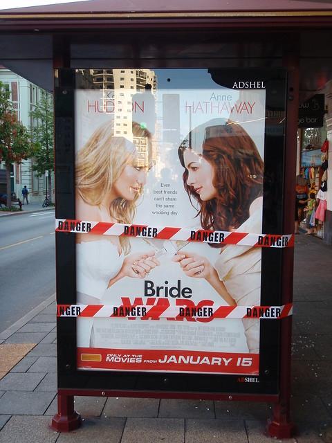 Danger, Bride Wars by kju