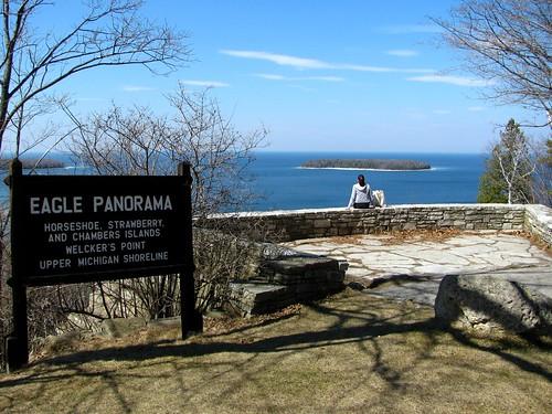 Eagle Panorama