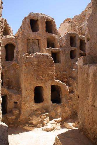 Berber fortified granary, Qasr, Nalut Libya