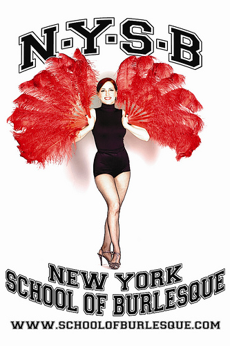New York School of Burlesque