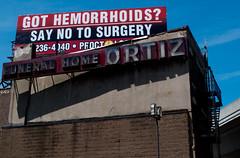 home funeral 1800 gothamist ortiz 11211 hemorrhoids haemoroids proct