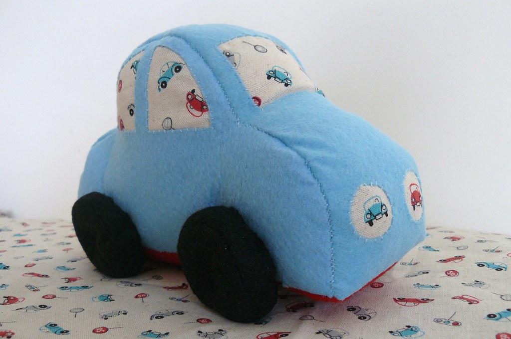 A Plush Car