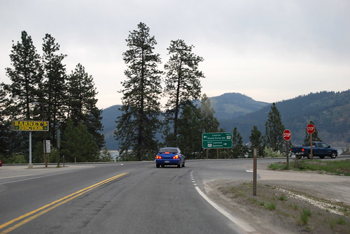 SR 20 @ US 395 northward