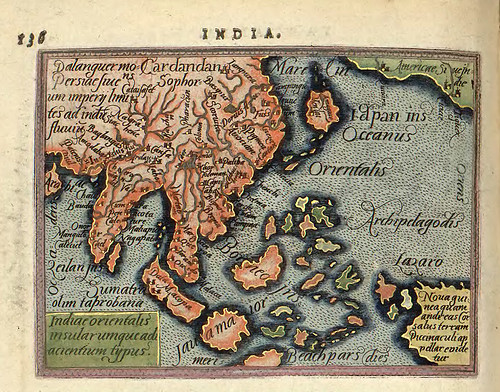 009-India Oriental-Theatri orbis terrarum enchiridion 1585