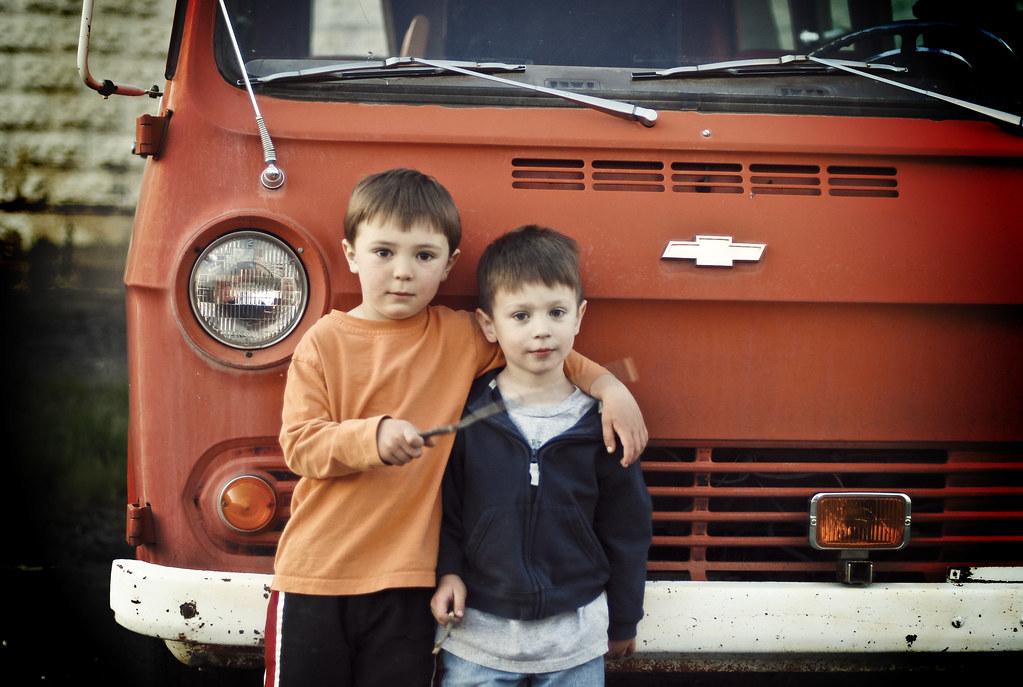 Colson and Simeon