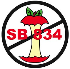 Veto SB 834