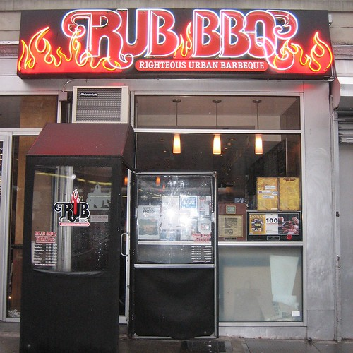 RUB BBQ