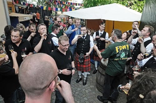 Schottisch-Irisches Hoffest in der Schmiede Altkötzschenbroda - Sonntag