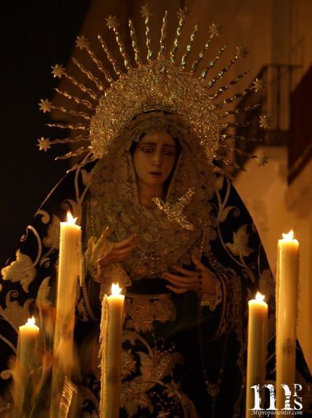 Nuestra Señora del Gran Poder. Málaga 2009