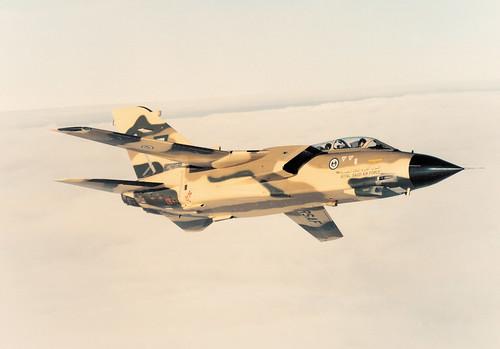 フリー画像| 航空機/飛行機| 軍用機| 攻撃機| トーネード IDS| RSAF Tornado|      フリー素材|