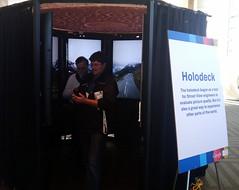 Google Street View Holodeck