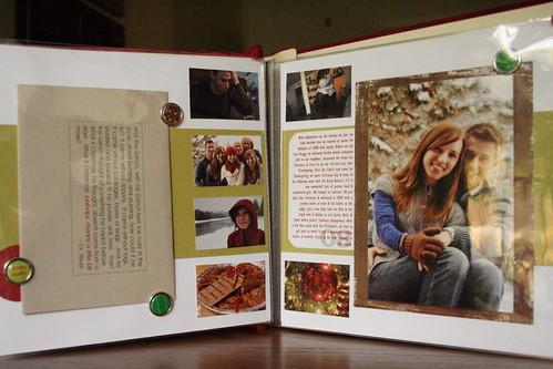 christmas book: 2008