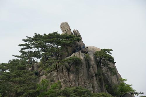 Sinseongdae (신선대)