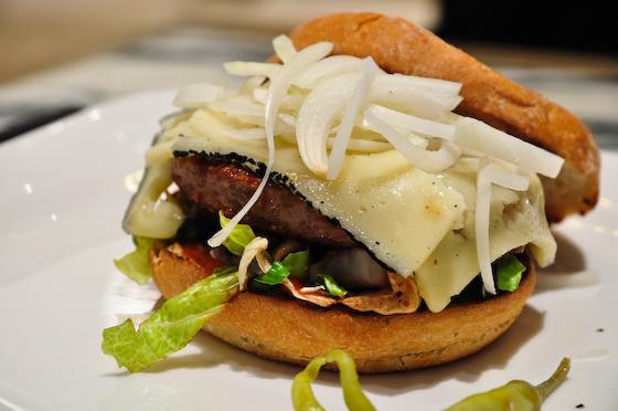 Gascon Duck Burger