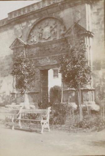 E. Bibesco. Portail, Cordoue (1901). Musée dOrsay, París.