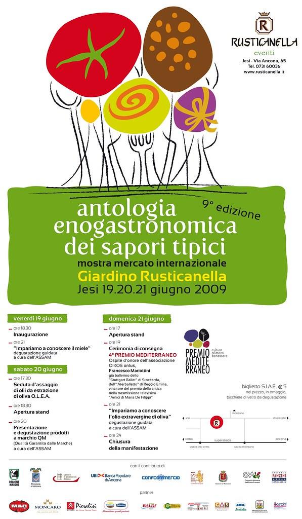 antologia enogastronomica dei sapori tipici