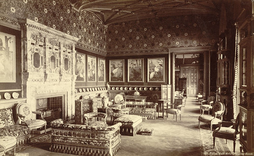 Eaton Hall. Ante-Drawing Room