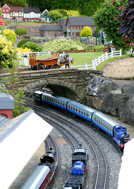 Bekonscot - Historic Model Village