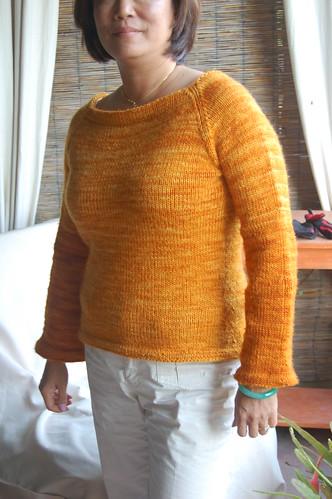Tigger Sweater