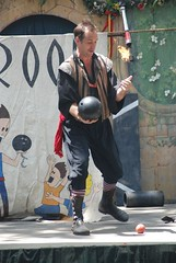 ND133 377 (A J Stevens) Tags: renfaire juggler fireeater broon