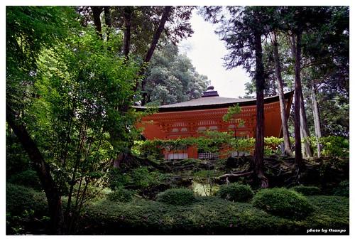 Ishiyama Temple #04