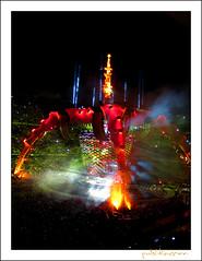 U2 360 Tour, Nou Camp, Barcelona, Catalua, Espaa (publikaccion.es) Tags: barcelona camp espaa color colour canon u2 is concert spain tour concierto creative commons ixus cc claw estadio 80 2009 nou catalua theclaw 360 garra lagarra opennight publikaccion nolineonthehorizon nocheinaugural