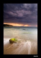 Ekaitzako argiak (y III) (DavidCidrePhotography) Tags: barrika