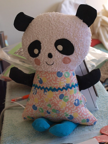 miss panda #1