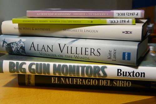 Museu Marítim. Biblioteca. Lectures interessants