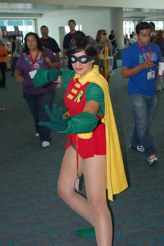 Comic Com 2009: Robin