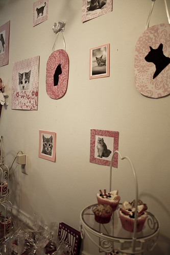 The Cat Family Wall