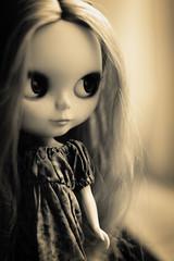 Annabelle in Sepia - 31/365 ADAD