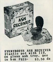 Ash Receiver Ad