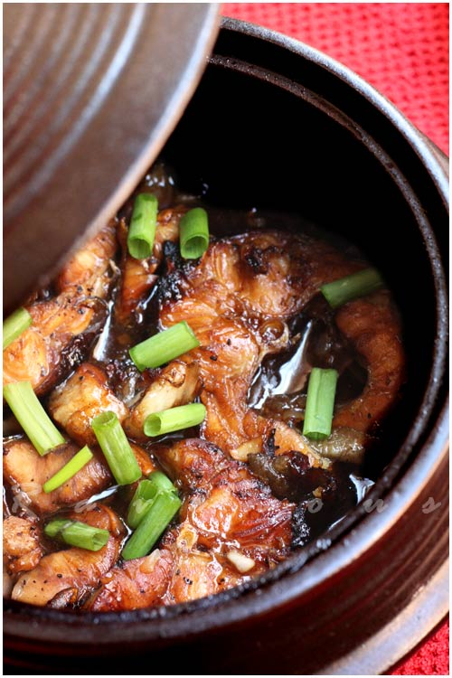 ca kho to, caramelized fish clay pot