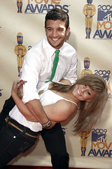 Mark Ballas & Shawn Johnson