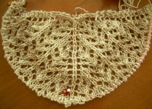 Little Arrowhead Lace Shawl