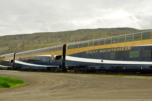 Rocky Mountaineer to Ashcroft