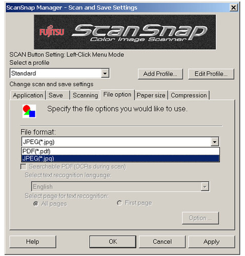 How do I install my S1500 ScanSnap scanner on a Microsoft Windows Operating System?_4
