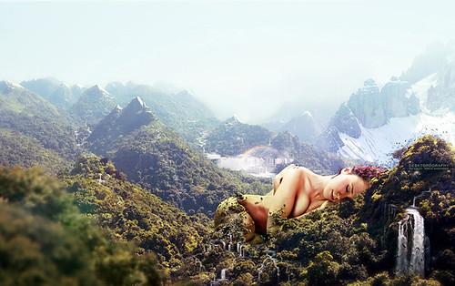 Lush by Nik Ainley