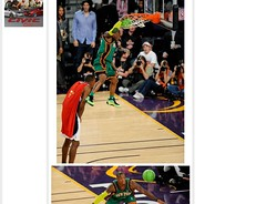 Nike Foamposite Lite - Nate Robinson - KRYPTONATE PE - Slam Dunk Contest | Sneaker News_1235089334933