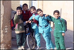 Chilren in the lanes of Yazd (My soul in pixel..) Tags: travel children iran unesco  streetscenes yazd aito historicalcentre emilius travelreportage nationalagencyfortravels aitotoursculturalagency httpwwwampersiacomindexasp