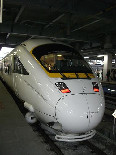 """885系特急かもめ/885 series Limited Express """"Kamome"""""""