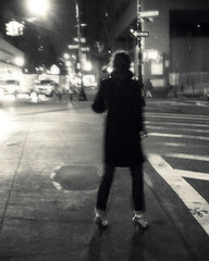 """Black night"" (Sion Fullana) Tags: urban newyork blancoynegro streetphotography nightshots allrightsreserved newyorkers iphone sexygirl blackkandwhite newyorknightlife urbanshots girlinblack creativeshots iphonephotography sionfullana girlinhighheels sionfullanasphotography iphoneography iphoneographer sionfullana throughthelensofaniphone"