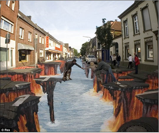 oeuvre art de rue 1