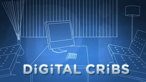 Digital Cribs Logo